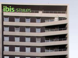 ibis Styles Montevideo, hotel in Montevideo