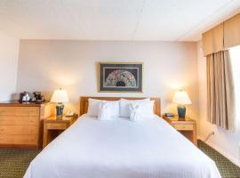 Ramada by Wyndham Thunder Bay Airlane Hotel, hotel near Thunder Bay International Airport - YQT,