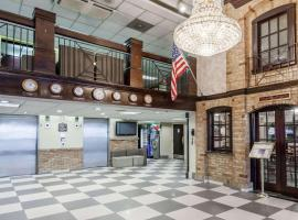 Howard Johnson by Wyndham Newark Airport, hotel near Newark Liberty International Airport - EWR,