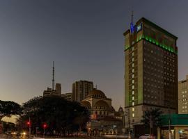 Ibis Budget Sao Paulo Paraiso, hotel em São Paulo