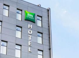 ibis Styles Glasgow Centre George Square, hotel near The Glasgow Royal Concert Hall, Glasgow