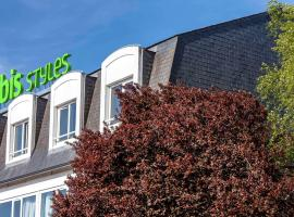ibis Styles Poitiers Nord, hotel in Poitiers