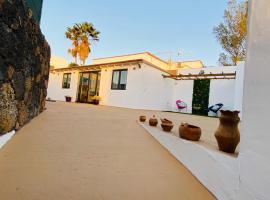 Casa Kiko Fuerteventura, hotel en Cotillo