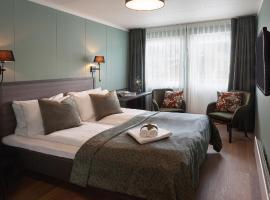 Blix Hotel, hotel in Vikøyri
