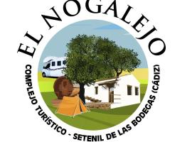 Casas Rurales el Nogalejo Setenil, hotel en Setenil de las Bodegas