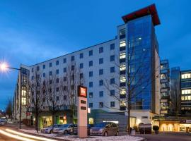 ibis Hotel Stuttgart City, hotel near UfA Palast Stuttgart, Stuttgart