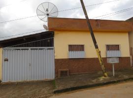 Casa para temporada serra da canastra São Roque de Minas, pet-friendly hotel in São Roque de Minas