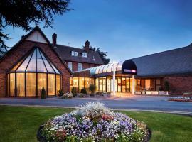 Mercure Hull Grange Park Hotel, hotel in Hull