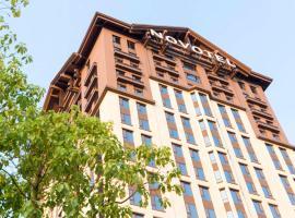 Novotel Nanchang Sunac, отель в городе Наньчан
