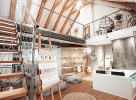 Luxusloft Timeout with private Spa, Hotel in Ralingen
