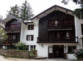 Solares Cumbrecita Hotel & Apart, hotel in La Cumbrecita