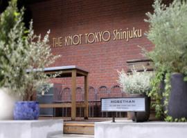 THE KNOT TOKYO Shinjuku, hotel in Tokyo