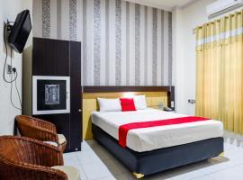 RedDoorz @ Hotel Bumi Palupy, hotel in Palu