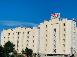 Hotel D Dev, hotel in Vijayawāda