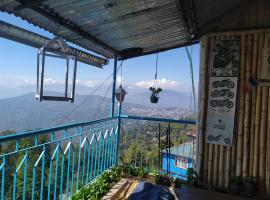 The Passenger, homestay in Kalimpong