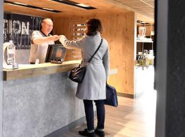 ibis budget Caen Porte de Bretagne, hotel near Carpiquet Airport - CFR,