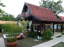Le Kekeri Villas Collection, villa in Mataram