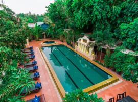 Marvel Holiday Boutique Villa, hotel in Siem Reap