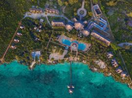 Fruit & Spice Wellness Resort Zanzibar, hotel v destinaci Kizimkazi