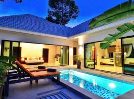 Chaweng Noi Pool Villa - SHA Plus, hotel i Chaweng Noi Beach