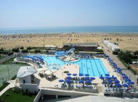 Hotel Lido Bibione Beach, hotel v Bibione