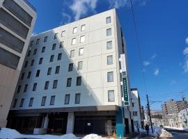 小樽グリーンホテル、小樽市のホテル