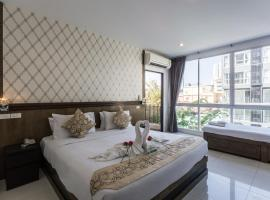 7Q Bangla Boutique Hotel, hotel in Patong Beach