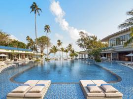 Melia Koh Samui, resort in Choeng Mon Beach