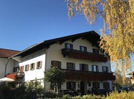 Homerhof, farm stay in Rottau