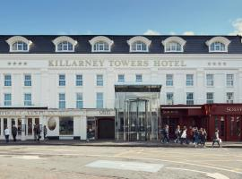 Killarney Towers Hotel & Leisure Centre, hotell i Killarney