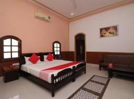 OYO 22446 Sonar Haveli, hotel near Lohagarh Fort, Bharatpur