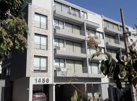 Apart Hotel Viva Providencia, aparthotel en Santiago