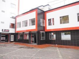 Hotel Frontera Confort, hotel in Ipiales