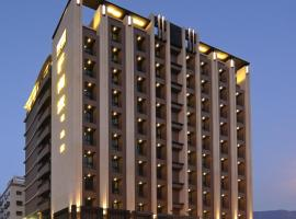 F Hotel 花蓮站前館,花蓮市花蓮天惠堂附近的飯店