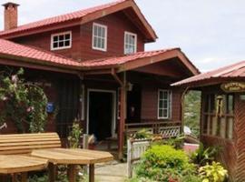 Mile 36 Lodge, hotel in Kundasang