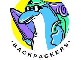 Dolphins, hostel in Tintagel