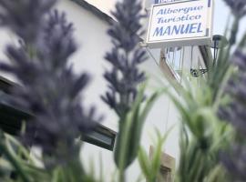 Albergue Turístico Manuel, hostal o pensión en Portomarín