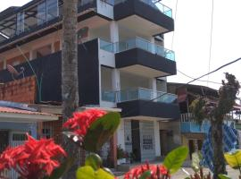 Hotel OBEGA PACIFIC, hotel in Nuquí