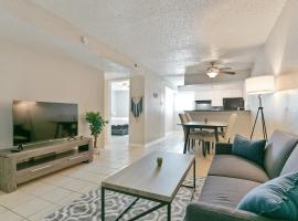 Beautiful Suite in the Heart of North Austin, apartment in Austin