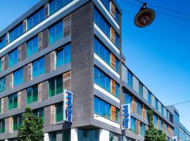 Hotel Park Inn by Radisson Brussels Midi, hotel in Brussels