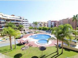 Apartamento GYM&PADEL&POOL Valencia, Canet Beach, hotel with jacuzzis in Valencia