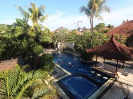 Taman Agung Hotel, отель в Сануре