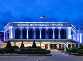 Radisson Blu Edwardian Heathrow Hotel & Conference Centre, London, hotel near Heathrow Terminal 2, Hillingdon