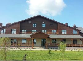 Alpika Hotel, hotel in Belgorod