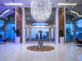 Radisson Blu Plaza Jeddah, hotel perto de Al Andalus Mall, Jeddah