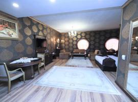Ankara Princess Hotel, hotel en Ankara