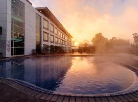 Holiday Inn Rotorua, מלון ברוטורואה
