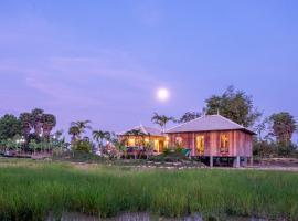 Sré Lodge, hotel in Kampot