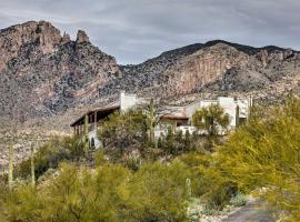Grand Hilltop House by Outdoor Rec, Music and Arts!, vacation rental in Tucson