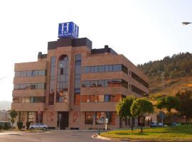 Hotel Pamplona Villava, hotel near Spanish Red Cross, Villava